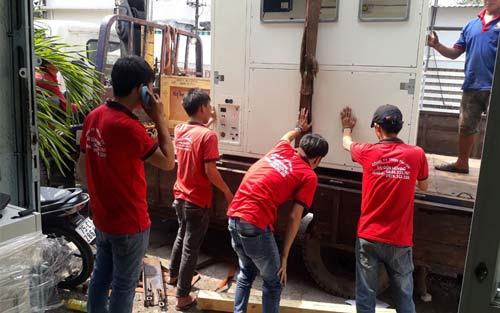 Dịch vụ chuyển nhà quận 1 của Sài Gòn Moving chất lượng tương xứng giá