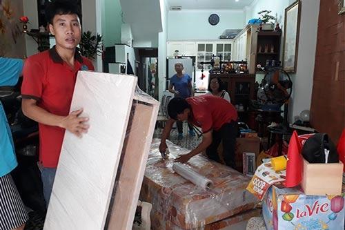 Dịch vụ chuyển nhà quận 12 của Sài Gòn Moving giúp giảm thiểu mọi thiệt hại