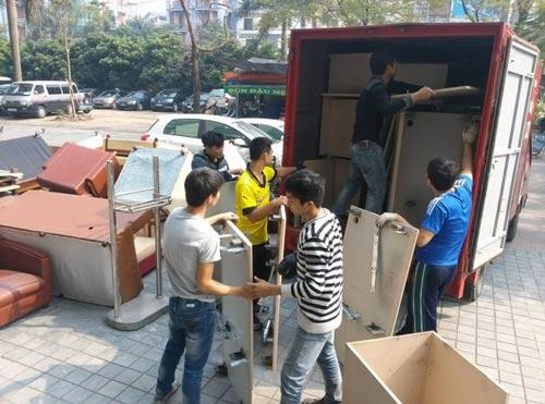 Dịch vụ chuyển nhà quận Tân Phú cam kết trên giấy tờ rõ ràng