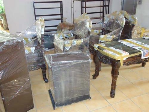 Quy mô hoạt động của dịch vụ chuyển nhà quận Tân Phú