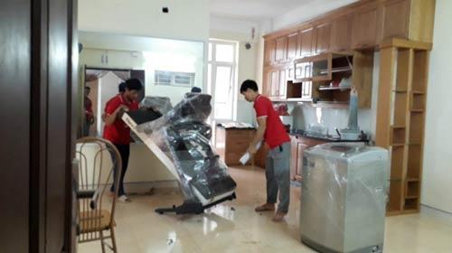 Sài Gòn Moving là đơn vị chuyển nhà uy tín và chất lượng