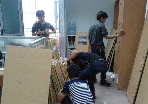 Sài Gòn Moving có đội ngũ nhân viên chuyên nghiệp