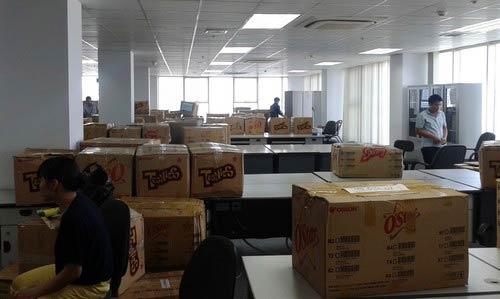 Sài Gòn Moving là đơn vị chuyển văn phòng uy tín tại TPHCM