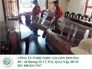 Dịch vụ chuyển nhà tại tp hcm